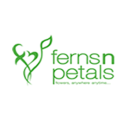 Discount coupon ferns and petals