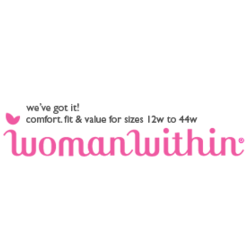 Woman Within Coupon Codes & Discount Codes   Save Up To 45